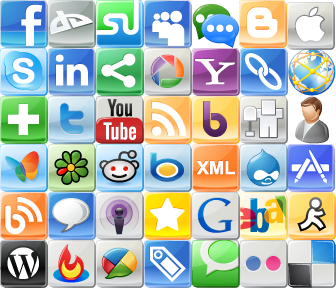 Il mondo dei social media 2013