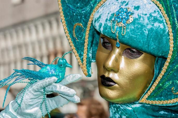 Venezia - Il carnevale libertino