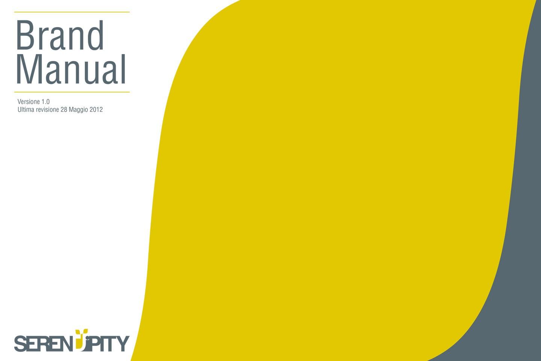 Caso di studio: branding Serendipity, graphic design (fase 4)