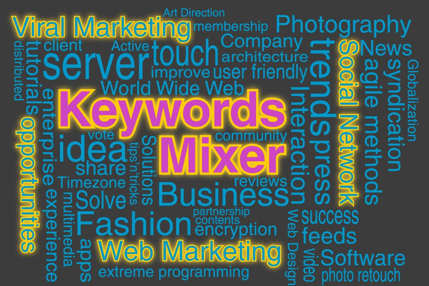 [Download GRATIS] Keywords Mixer: crea long tail keywords facilmente