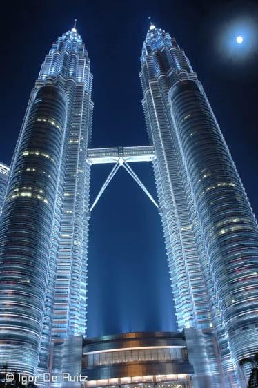 Rockets to the Moon, Kuala Lumpur (Malaysia)