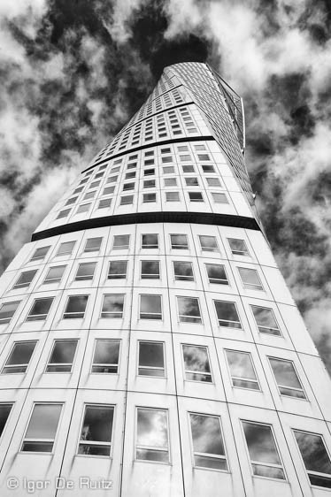 Turning Torso, Malmo (Sweden)