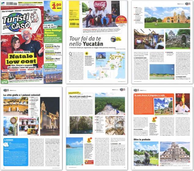 Tour fai da te nello Yucatàn, Turisti per Caso Magazine
