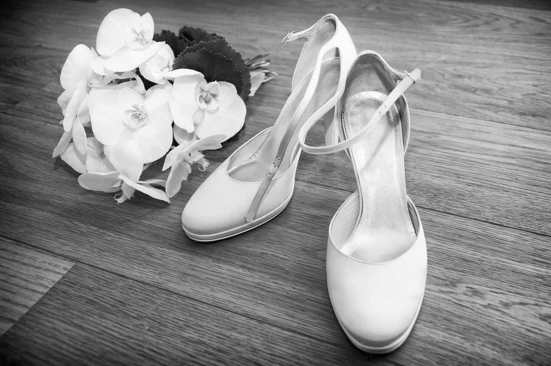La fotografia di matrimonio
