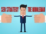A simple but effective SEO strategy: the middleman