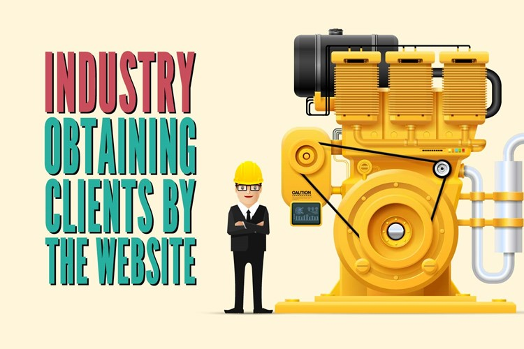 Metalworking industry: how to multiply customers using only the website and zero advertising budget
