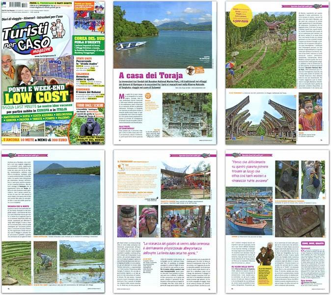 A casa dei Toraja, Turisti per Caso Magazine