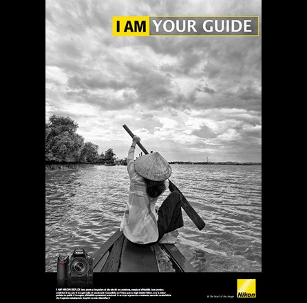 Nikon - I am your... - Advertising / photography.