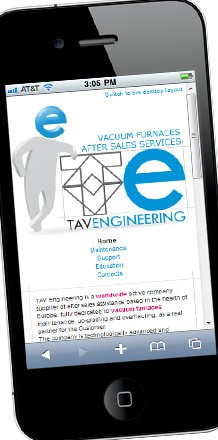 TAVENGINEERING - Web design / e-commerce / web marketing / landing page / social media strategies / web analytics.