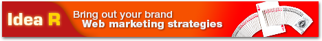 Idea R - Bring out your brand - Web Marketing strategies